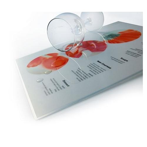 Laminovací fólie Eurosupplies 83 x 113 mm 125 mic lesklé